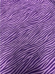 891 zebra purple