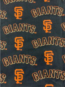 986 SF Giants